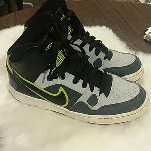 Nike force high tops
